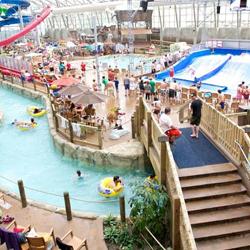 Indoor Water Park Trip, Splash Cincinnati